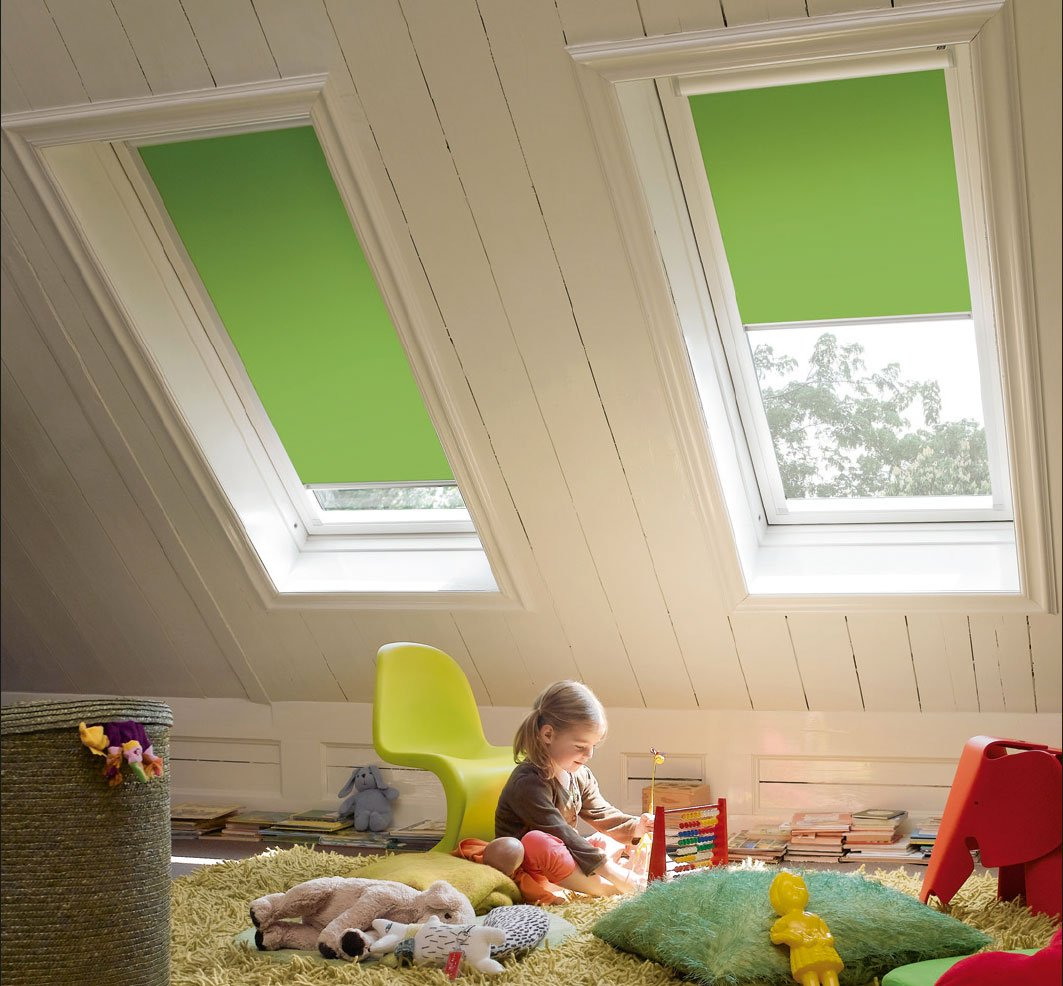 Verdunkelungsrollos für Velux Fenster  Original Luxaflex  komplett verdunkelnd VL VK 109  BaumarktKundenberichte und weitere Informationen