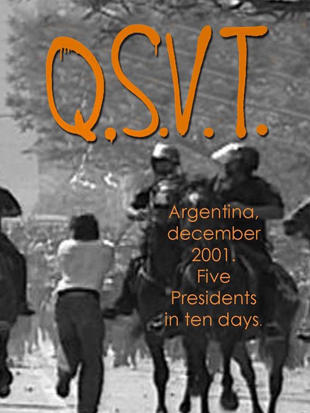 QSVT on Amazon Prime Video UK