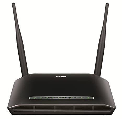 D-Link DSL-2750U Wireless N 300 ADSL2 Router with Modem at Rs 2180 - Amazon.in High Ranged Wifi Modem