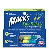 Mack's Ear Seals Earplugs 1pr
