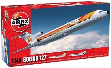 Airfix - A04177 - Maquette - Boeing 727