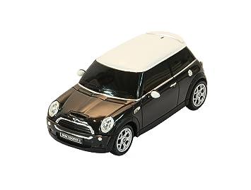 Jamara - 404036 - Maquette - Voiture - Mini Cooper S - Noir - 3 Pièces