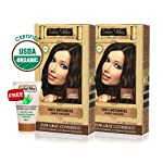 Indus Valley Indus Valley Organic Botanical Hair Colour Brown One Time Use