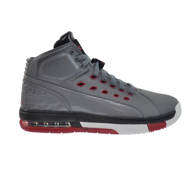 more photos 4d9fd c3261 Images for Jordan OL School Mens  Shoes Cool Grey Gym Red-Black-White 317223-012  (10 D(M) US)