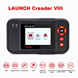 HITSAN Launch X431 OBD2 Scanner Creader CRP129 auto Code Reader Scan Tool ENG/at/ABS/SRS + EPB/SAS/Oil Reset Same as Creader VIII