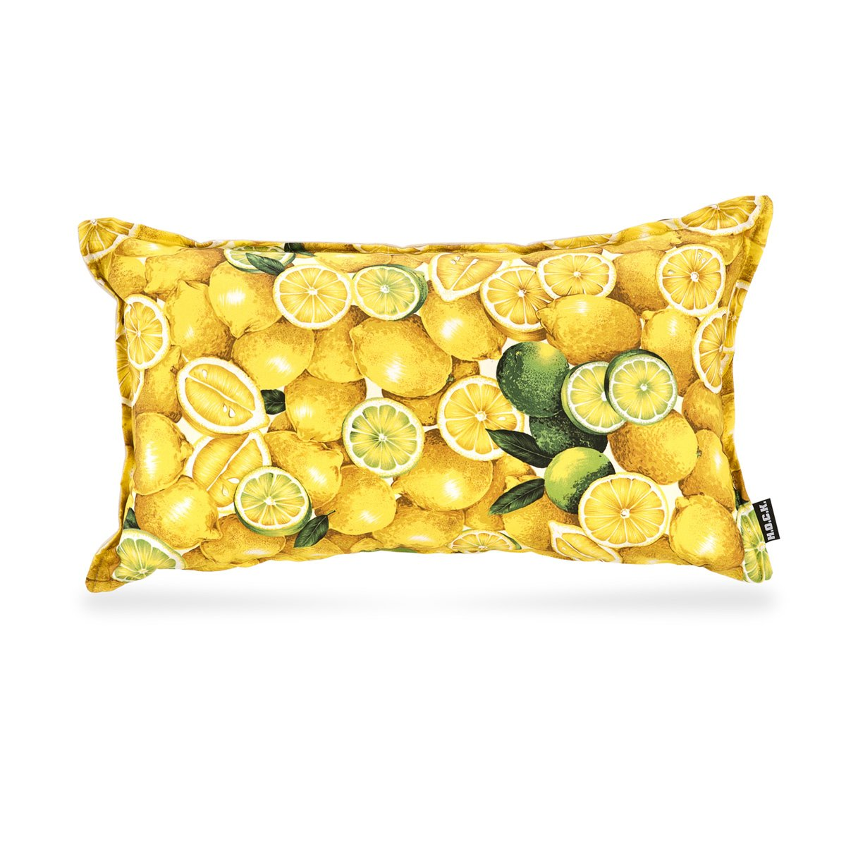 H.O.C.K. Kissen Outdoor Lemone 50x30cm günstig online kaufen