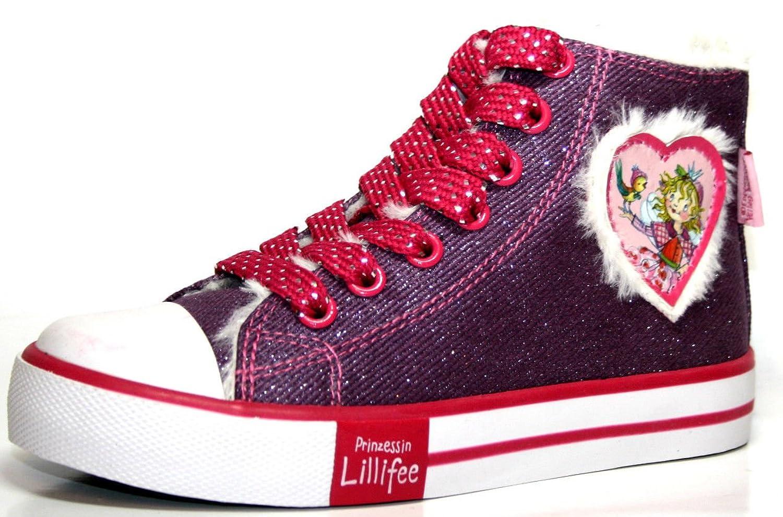 Lillifee 7602 Kinder Winter Schuhe Mädchen Stiefeletten