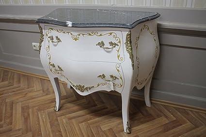 gabinete inodoro barroca Louis XV AaKm0137 estilo antiguo