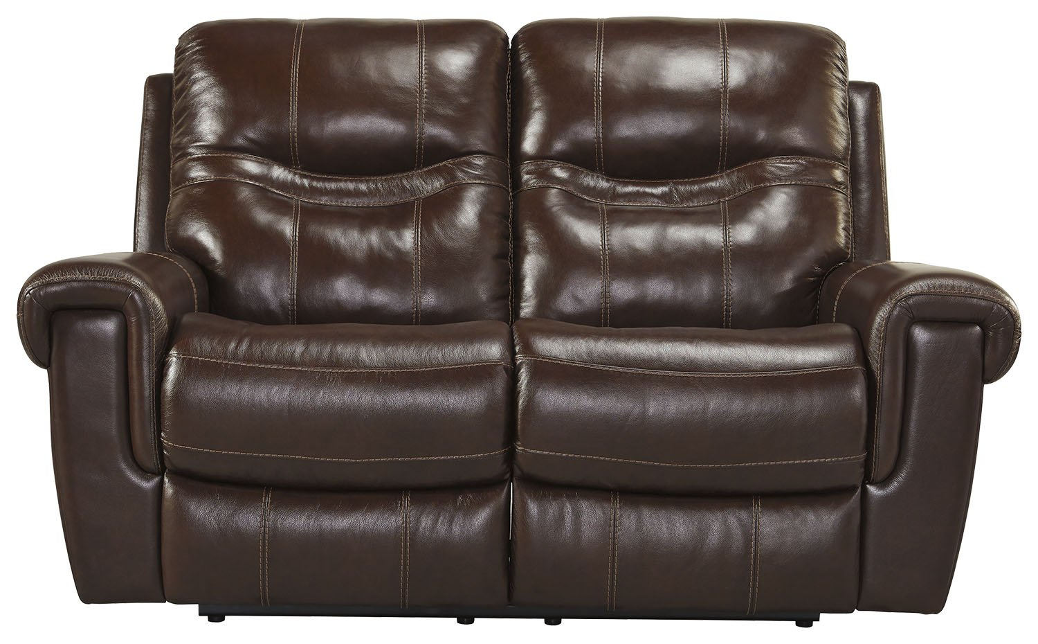 Signature Design by Ashley U7430274 Bark D Reclining Power Loveseat