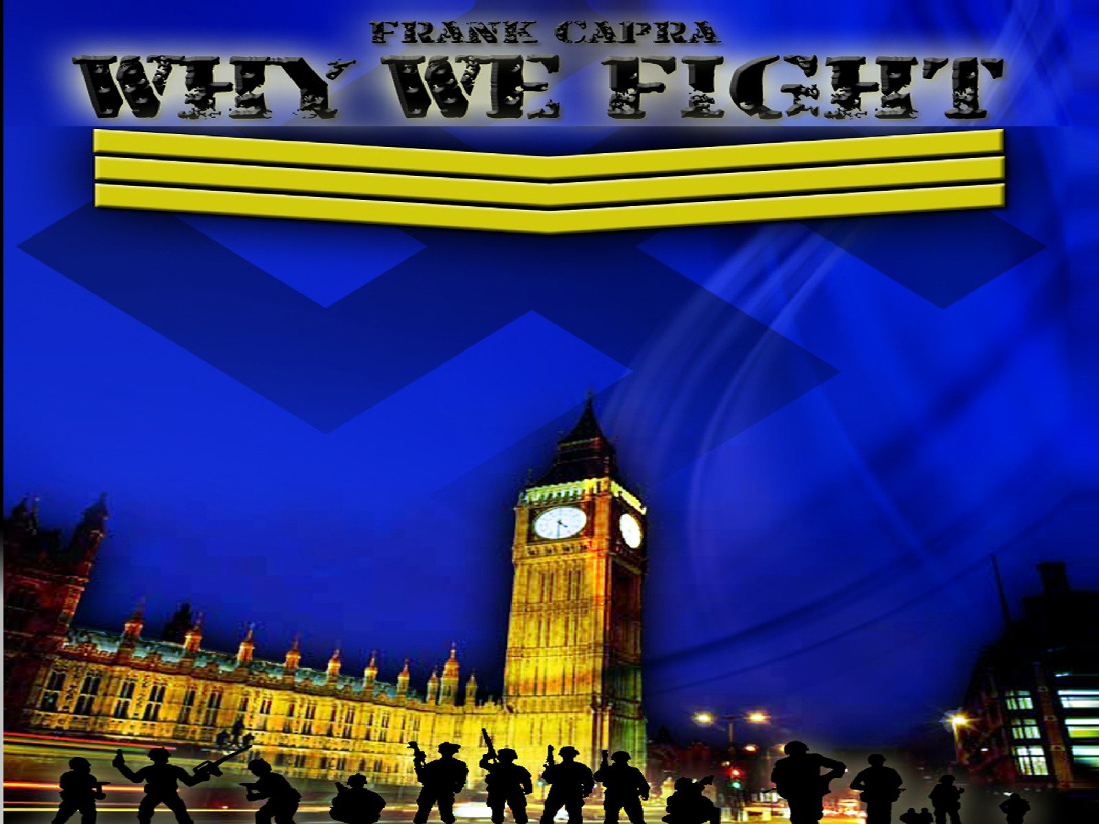 Why We Fight - Frank Capra's award winning series on Amazon Prime Video UK