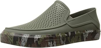 Crocs Mens CitiLane Slip-on Shoes