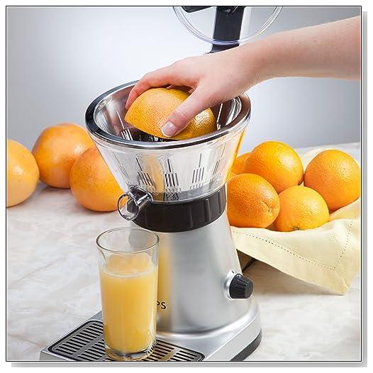 KRUPS ZX7000 Orange Juice