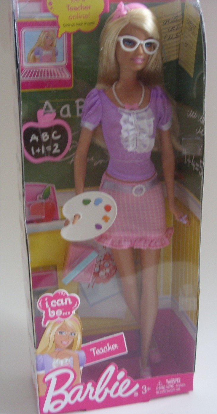 Barbie I Can Be...Teacher