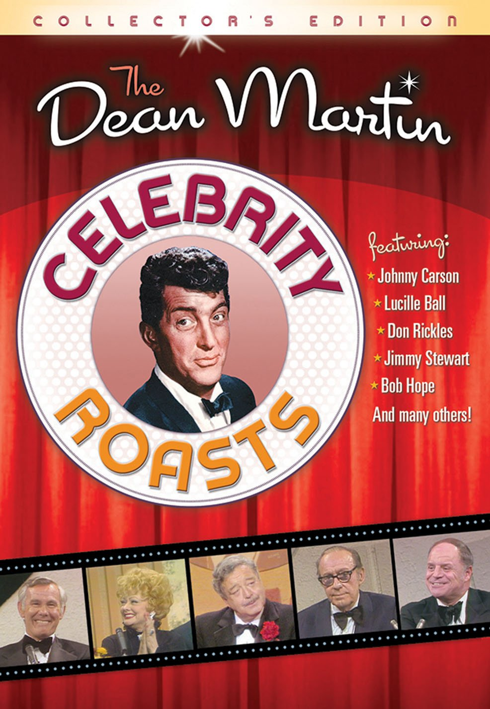 ilovedinomartin: Dean Martin Celebrity Roast-Collectors ...