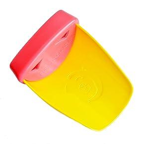 Aqueduck - Accesorio infantil para el grifo, color rosa  Bebé revisión y más información
