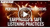 Safe Listening Practices when Using a PSM - Presented...