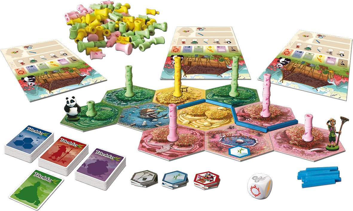 takenoko gameplay
