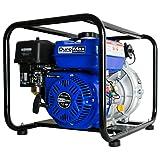 DuroMax XP702HP 7 Hp/70 Gpm Gas Water Pump, 2