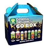 General Hydroponics GH5100 General Organics Go Box (Color: Black, Tamaño: 1)