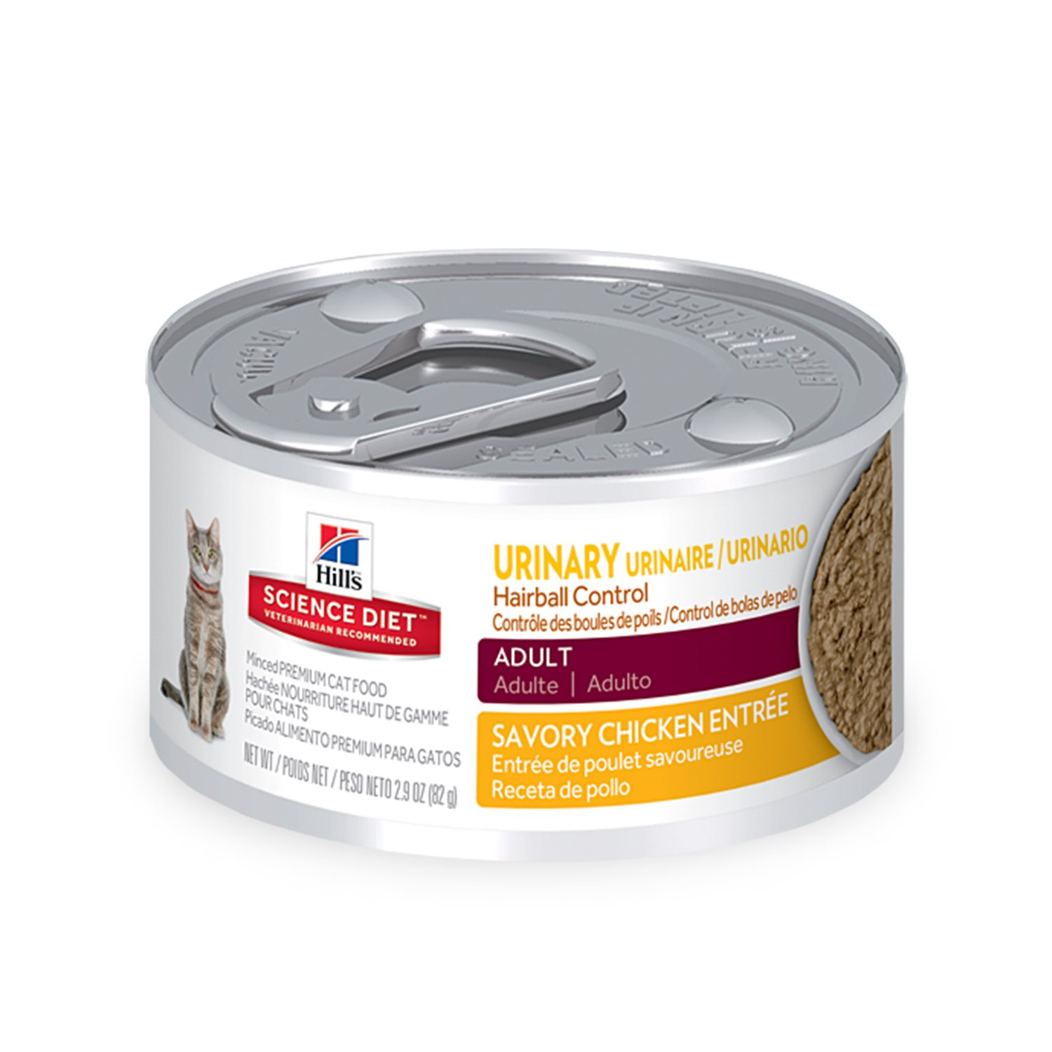Benefit Of Urinary Care Cat Food