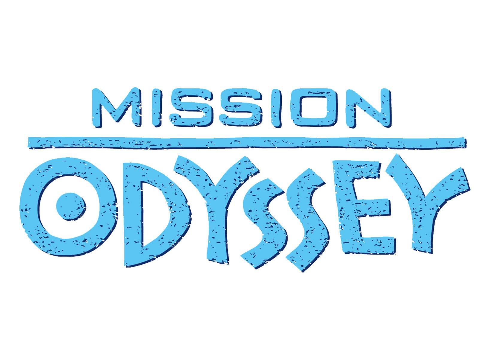 Mission Odyssey on Amazon Prime Video UK