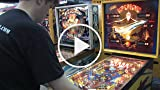 Classic Game Room - SUPERSONIC Pinball Machine Review
