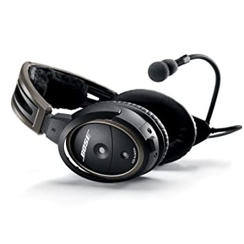 Bose Casque d'Aviation A20® double jacks avion Noir