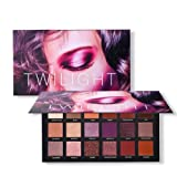UCANBE 18 Color Eyeshadow Palette, Highly Pigmented 8 Matte + 10 Shimmer Eye shadows, Waterproof Long Lasting Makeup Pallet