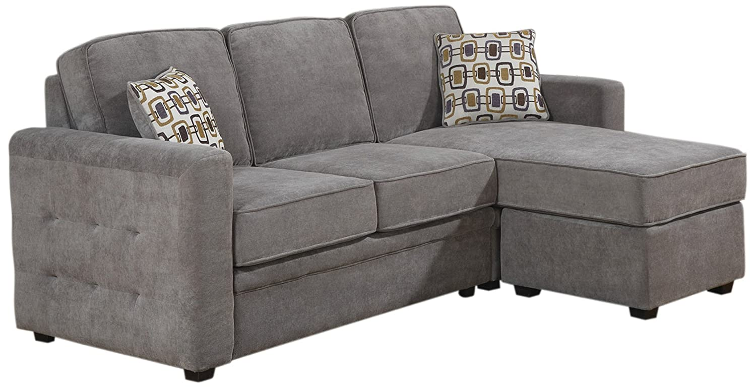 small sectionals with chaise for apartments or dorms