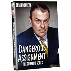 Dangerous Assignment: The Complete Series