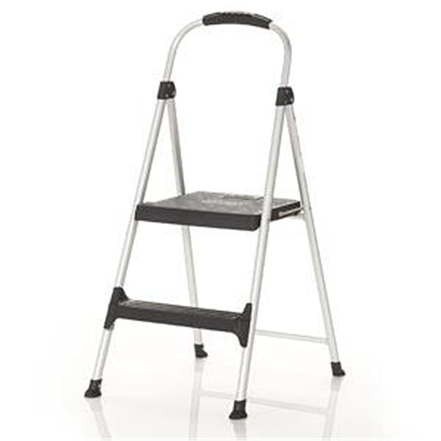 Stools 2 Step Height Assistance Lightweight Secure Large