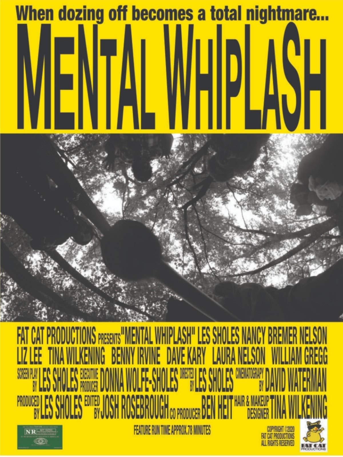Mental Whiplash on Amazon Prime Video UK