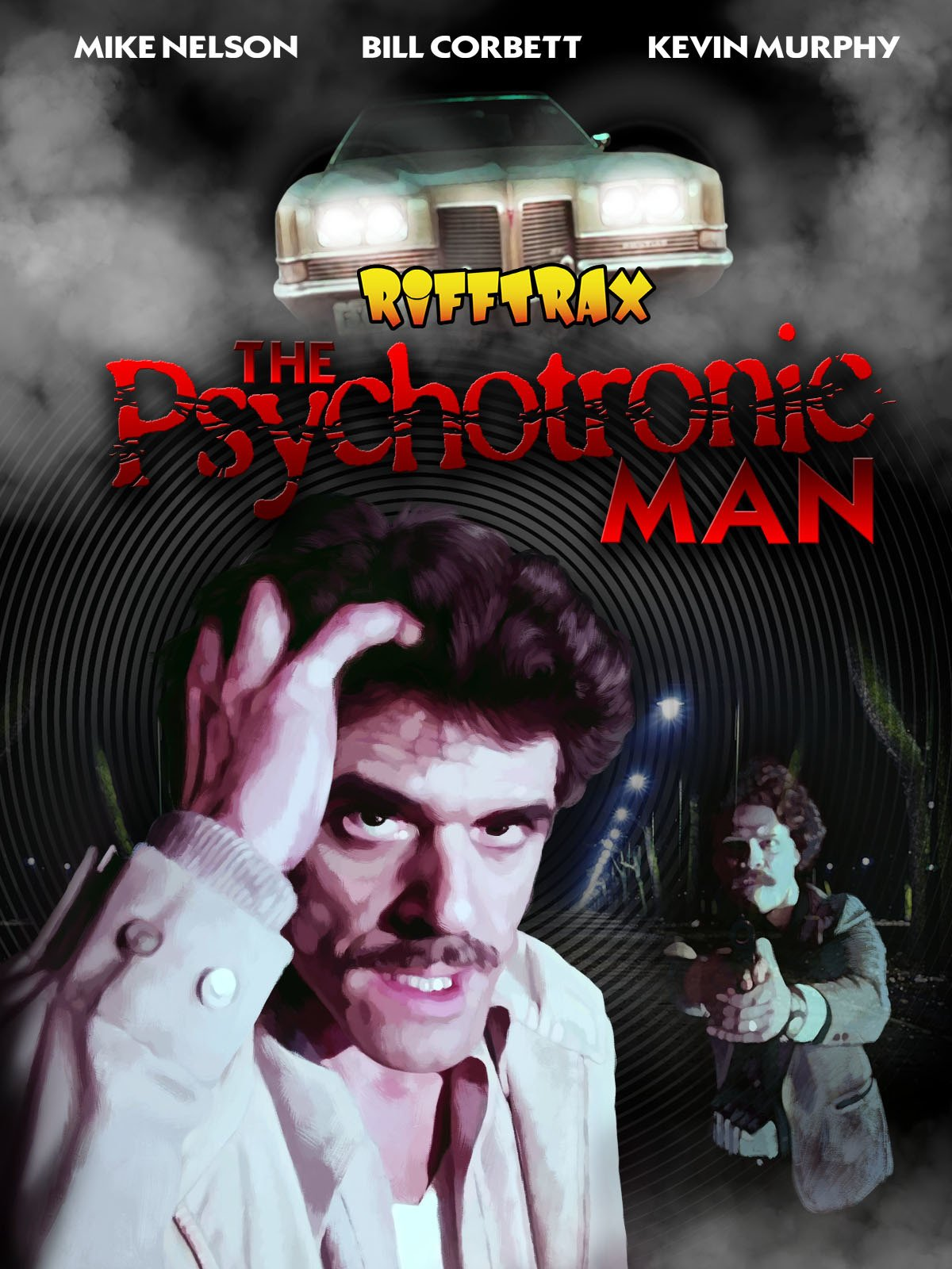 RiffTrax: Psychotronic Man