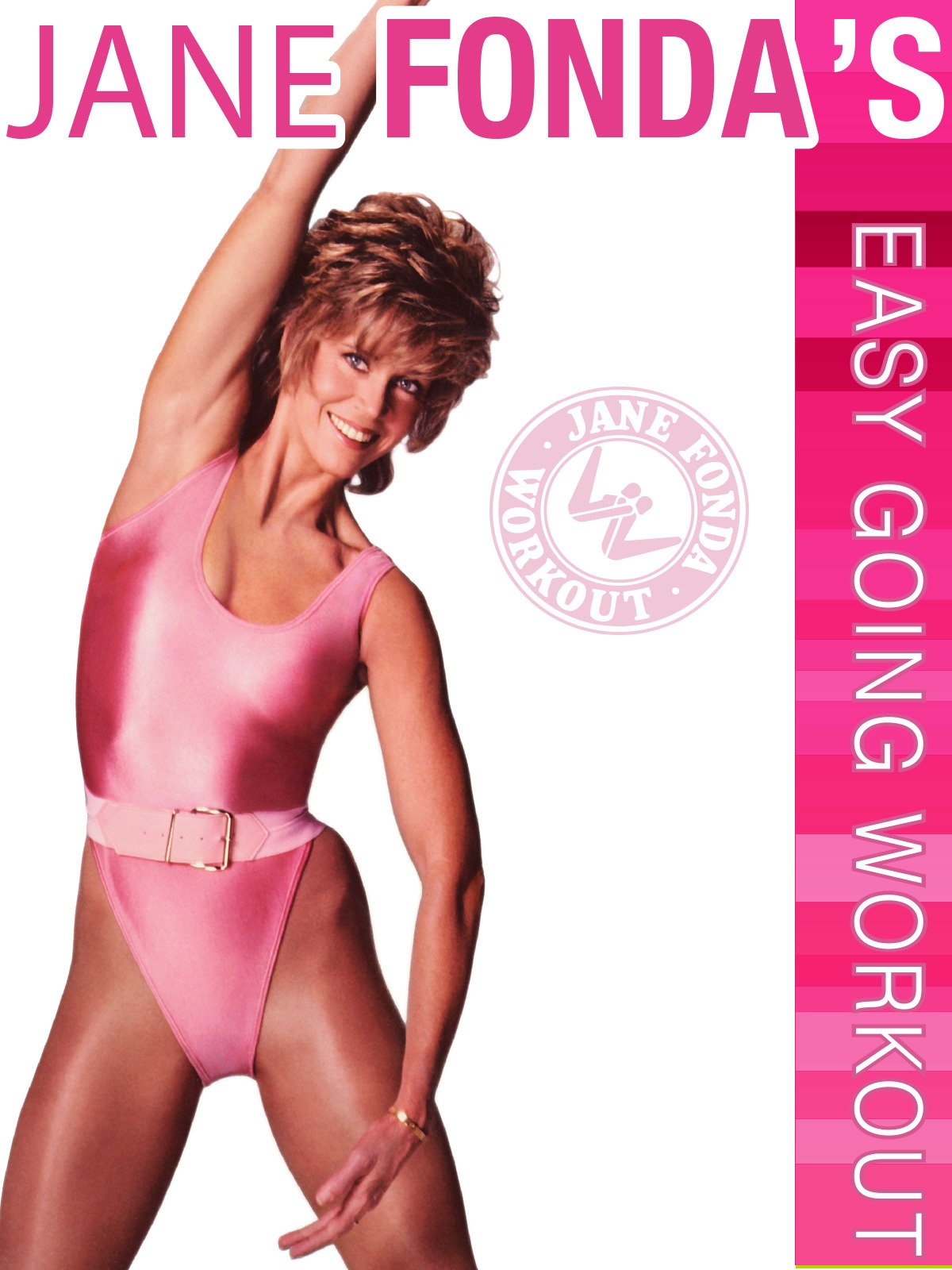 Jane Fonda's Easy Going Workout
