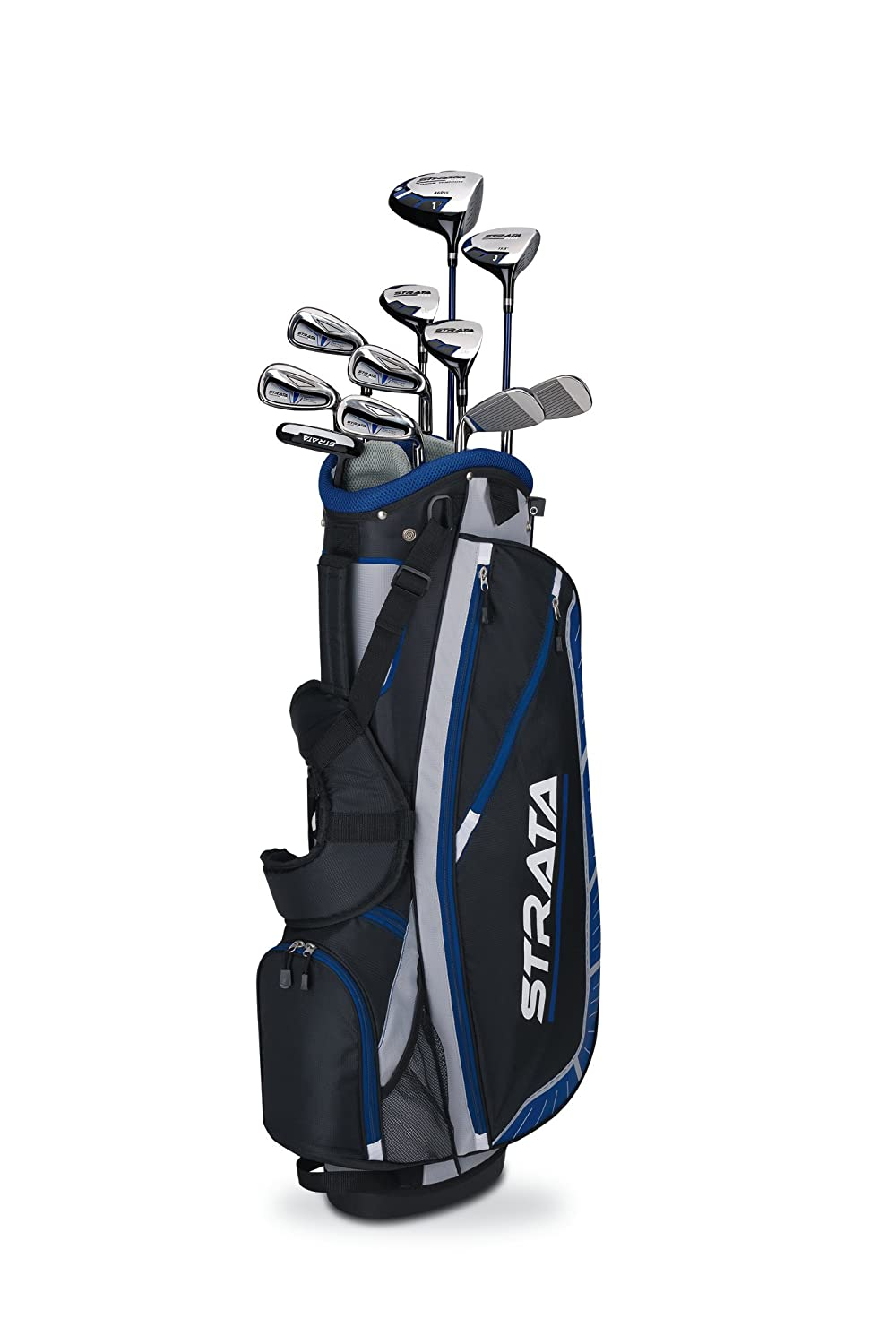 Callaway Strata Plus Golf Club Set