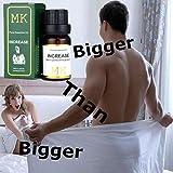 Tuu Male Enlargement Oil Big Penis Oil Essential Oil Pills Increase Sex Delay Men's Penis Care (Brown) (Color: Brown)