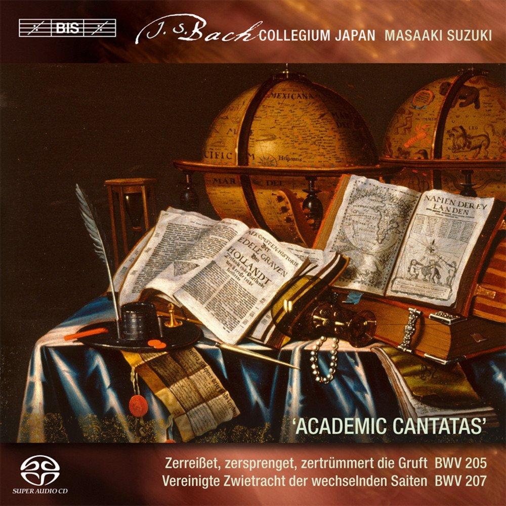 Masaaki Suzuki et le Bach Collegium Japan 71esoULgpgL._SL1000_