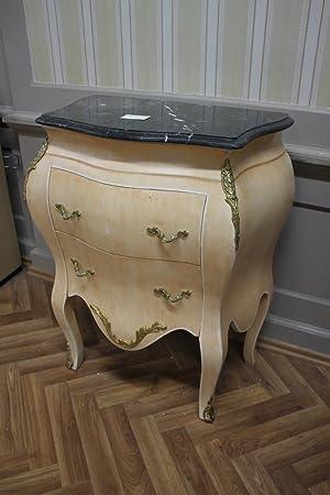 gabinete inodoro barroca Louis XV AaKm0166 estilo antiguo