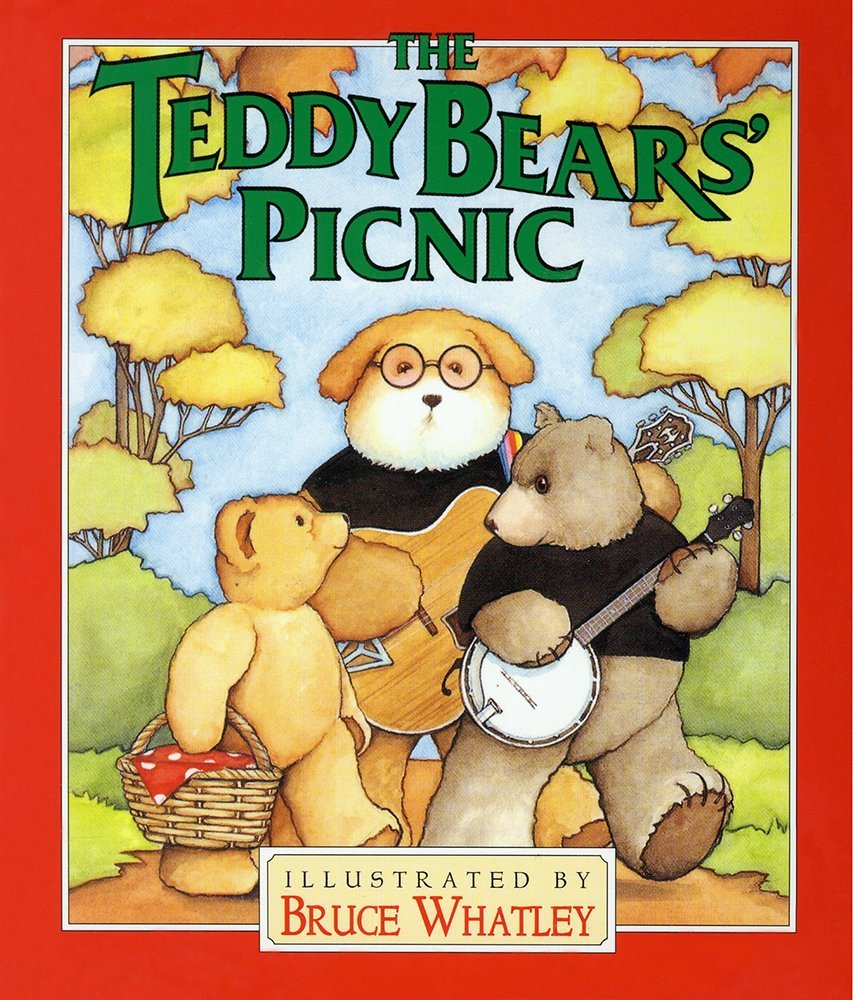Jerry Garcia The Teddy Bear's picnic