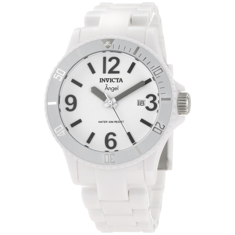 s watches invicta s 1207 white