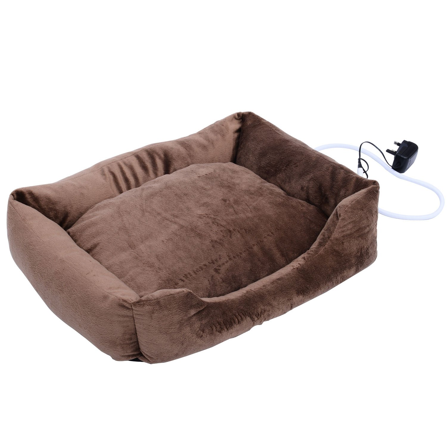 Small Heated Dog Bed
