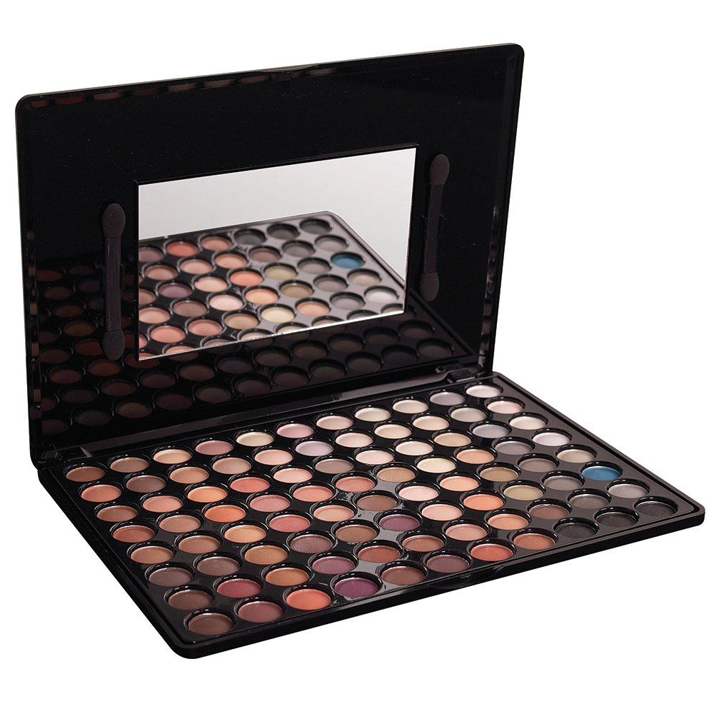 28 color neutral de sombra de ojos paleta de sombra de ojos caliente Belleza
