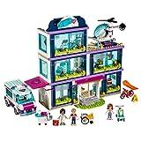 LEGO Friends Heartlake Hospital 41318 Building Kit (871 Piece) (Color: Multi-colored)