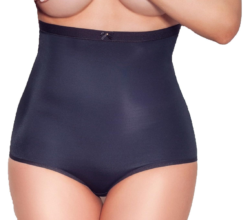 Di Ficchiano Miederslip mit Bauch-Hüfte-Teile weg-Effekt mit Silikonbändern figurenformend in verschiedenen Farben *Made in EU* jetzt bestellen