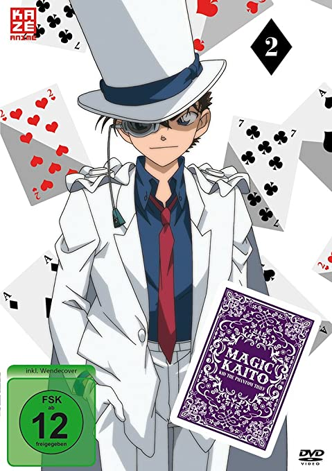 Magic Kaito: Kid the Phantom Thief - Vol.2