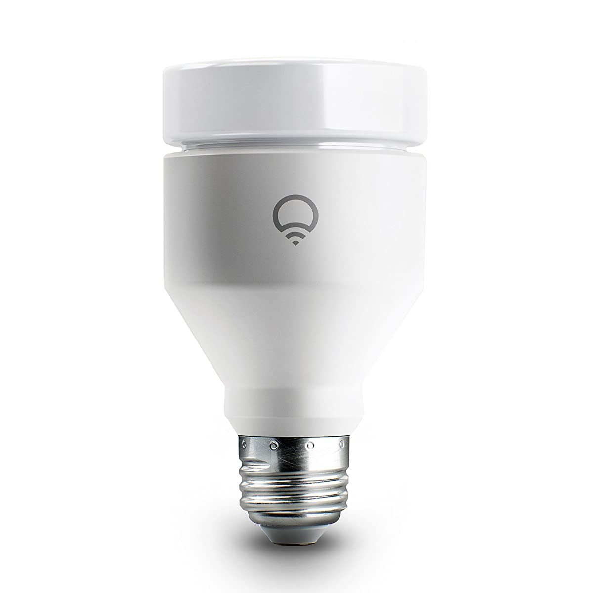 LIFX (A19) Wi-Fi Smart LED Light Bulb, Adjustable, Multicolor, Dimmable, No Hub Required, Works with Alexa