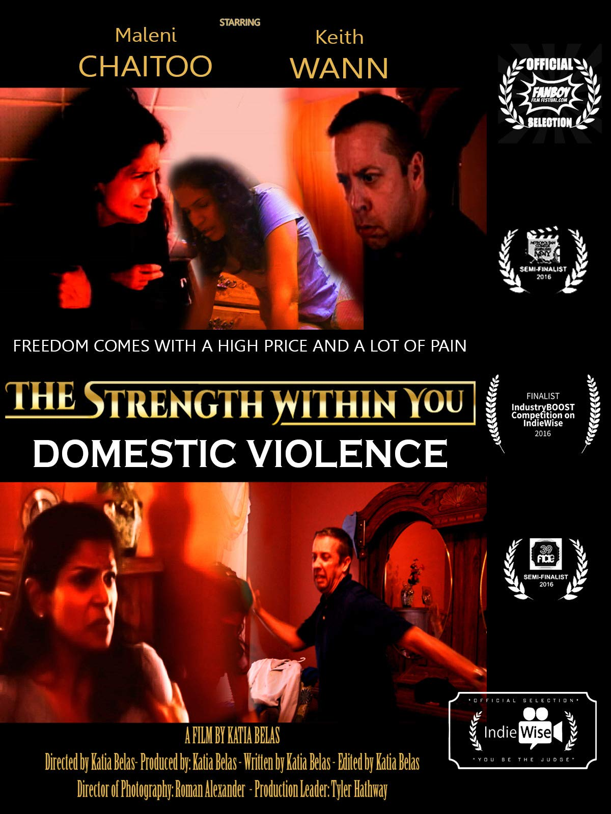 The Strength Within You - Domestic Violence on Amazon Prime Video UK
