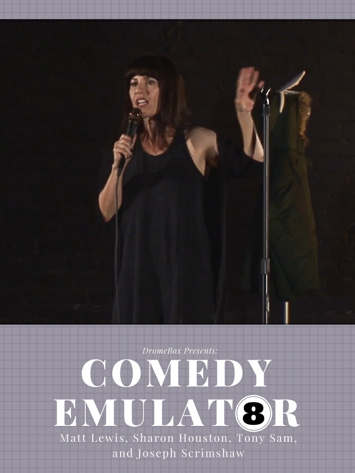 Comedy Emulator 8 on Amazon Prime Instant Video UK