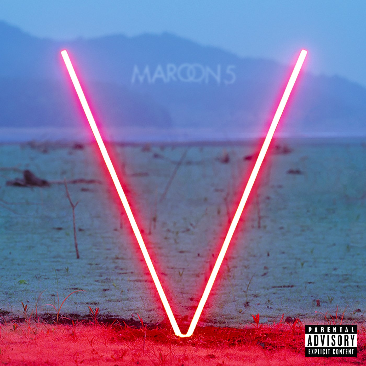 V Album Cover Maroon 5 V Amazon co uk Music