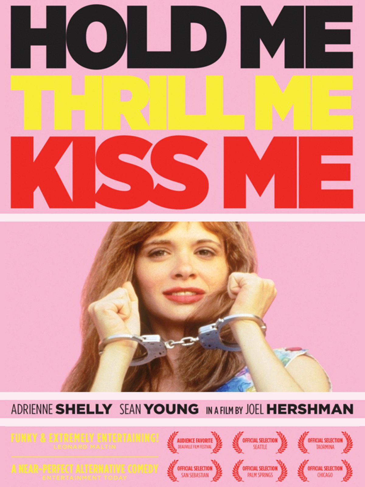 Hold Me, Thrill Me, Kiss Me on Amazon Prime Instant Video UK